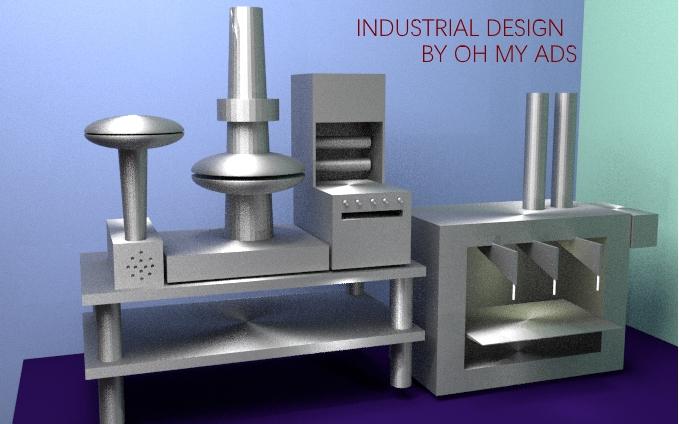 OhMyAds-IndustrialDesign-Visualisation